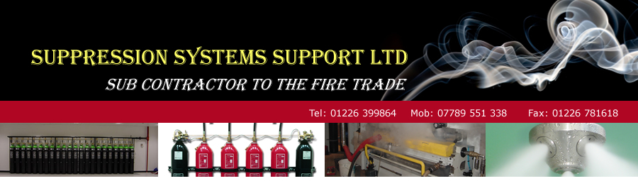 Inert Gas Fire Suppression Systems, inert & synthetic gases, Watermist, CO2, Barnsley, South Yorkshire 01226 714 754